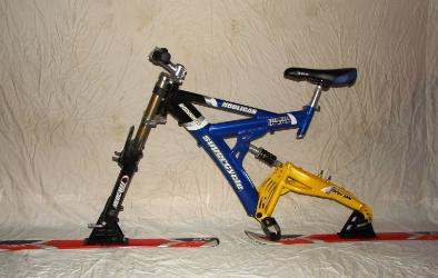 Ski bike conversion kit Hooligan